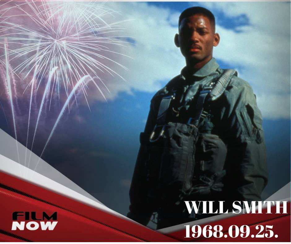 Will Smith -  1968-09-25