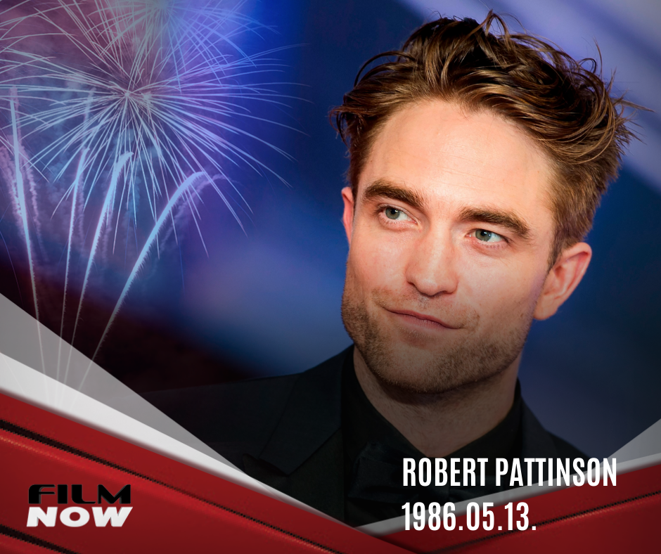 Robert Pattinson -  1968-05-13