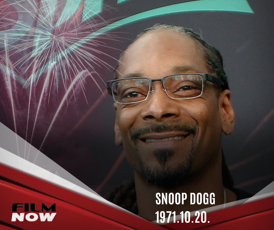 Snoop Dogg -  1971-10-20
