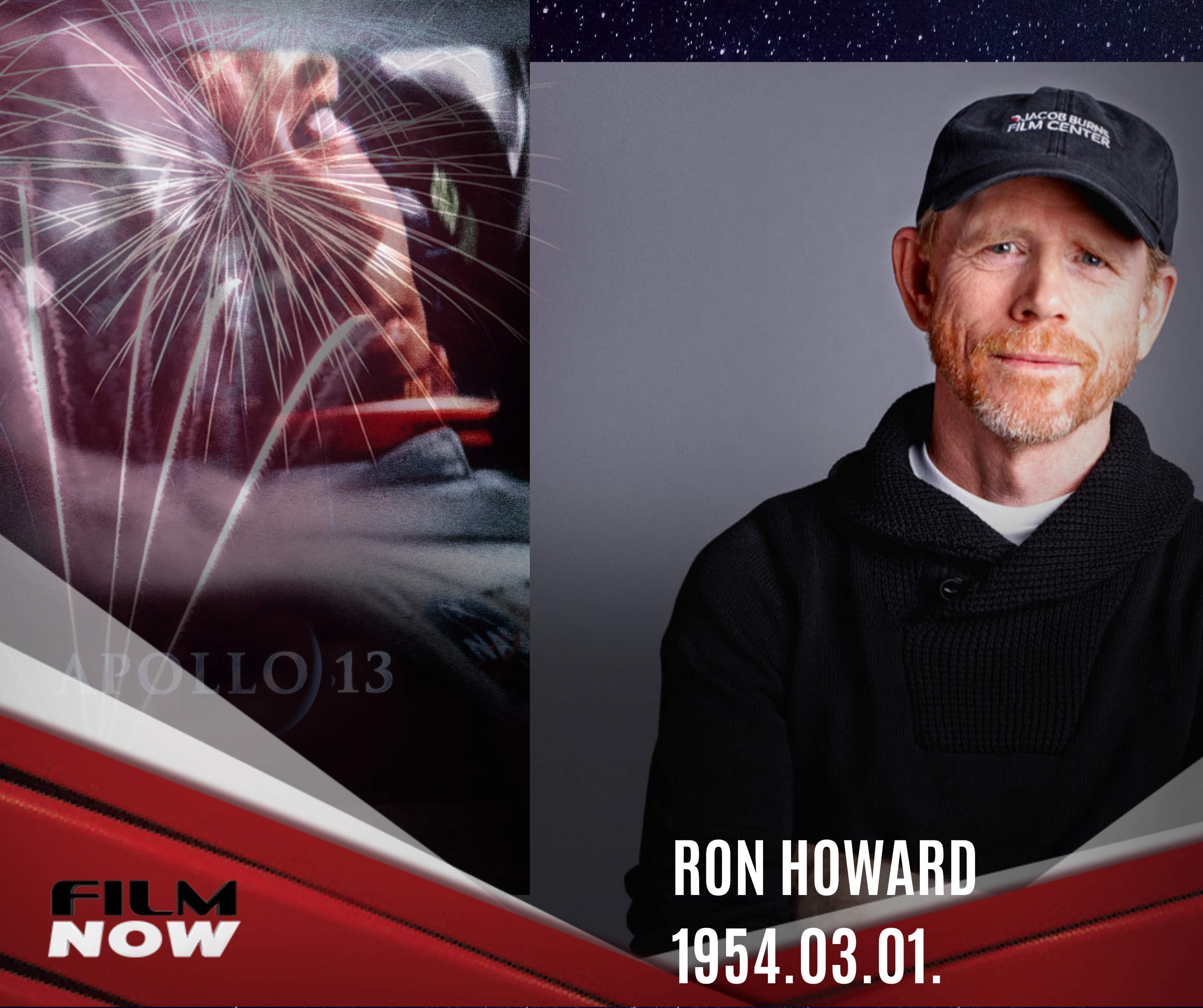 Ron Howard -  1954-03-01